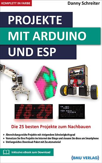 Projekte mit Arduino und ESP (eBook)