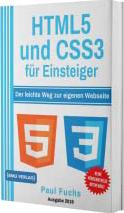 HTML CSS3 für Anfänger