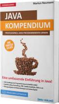 Java Kompendium programmieren lernen