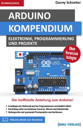 Das Arduino-Kompendium.