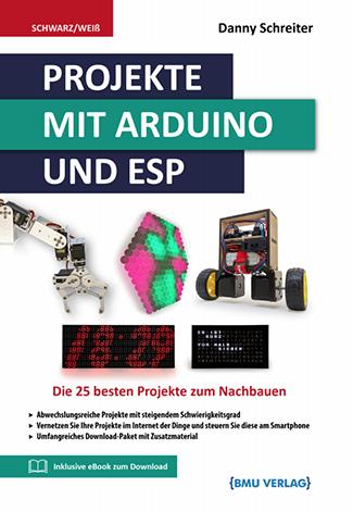 Projekte mit Arduino und ESP (Taschenbuch)