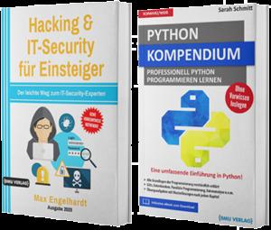 Hacking & IT-Security für Einsteiger + Python Kompendium (Taschenbuch)