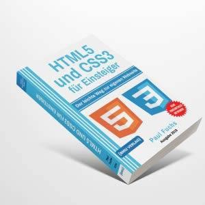 HTMl CSS3 Ebook runterladen