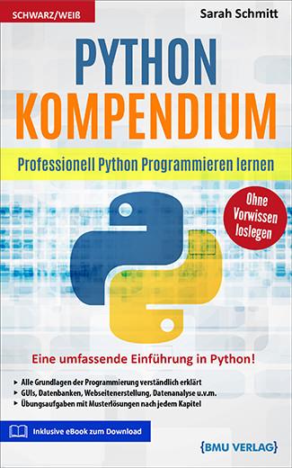 Python Kompendium: Professionell Python Programmieren Lernen (bald verfügbar) (Taschenbuch)